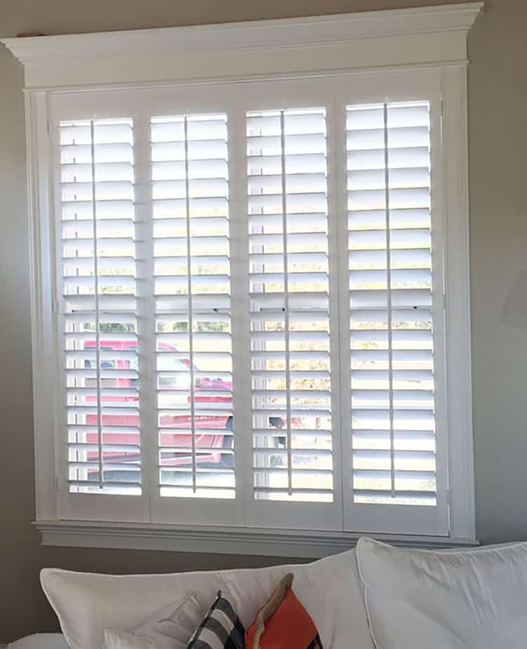 Flip blinds to prevent heat-loss
