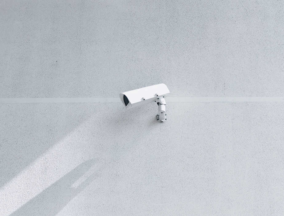 Outdoor surveillance camera protecting families