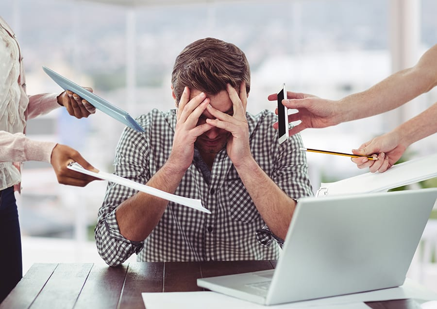 stress in engineering and business