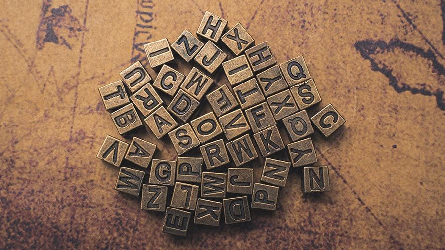 scrambled engineering slang words and expressions