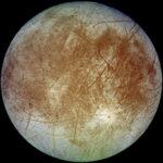 Europa moon