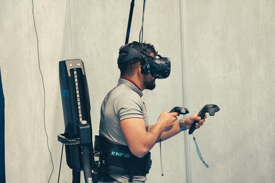 virtual reality 3d gear