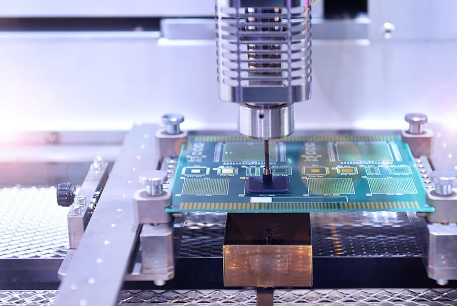 circuit board manufacturing machine