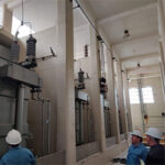 engineering work experience in hydroelectric facility