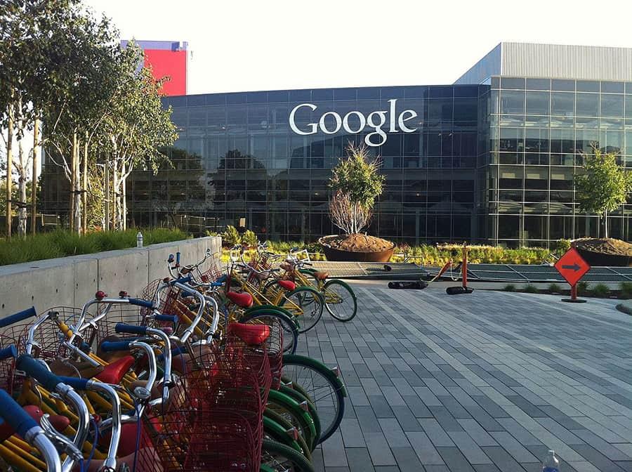 google campus mountain view california