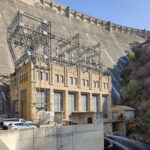 hydroelectric power plant in california