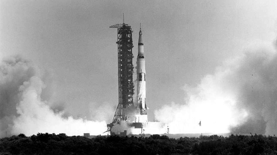 apollo 11 1969 launch