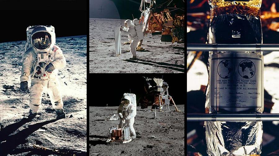 apollo 11 moon work