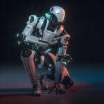 new technology with robots and ai