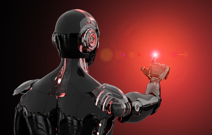future of human kind with robots
