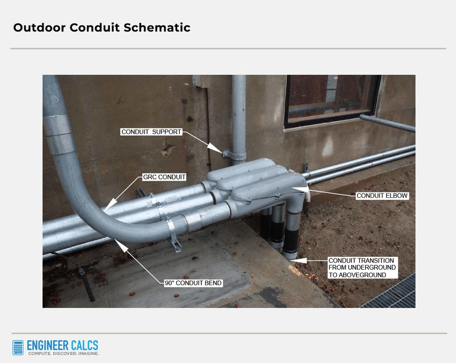 outdoor conduit schematic