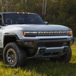 hummer electric vehicle