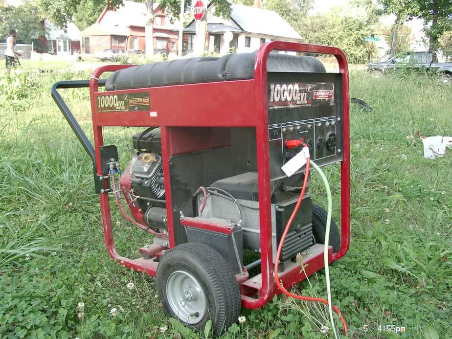 portable electrical generator